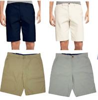 Tommy Hilfiger Men's Classic Fit Flat Front Shorts Cotton 32 34 36 38 40