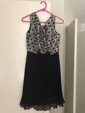 Review black dress size 8
