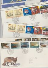** FIRST DAY COVERS 1992 MULTIPLE LISTINGS BUY 4 FOR FREE P&P **