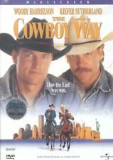 THE COWBOY WAY NEW DVD