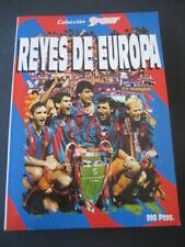 LIBRO FUTBOL CLUB BARCELONA. REYES DE EUROPA. BARÇA 1992. 1ª EDICION