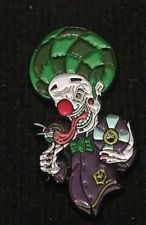 Scary Clown Pin Mark Serlo Limited Edition Sold Out Le 75