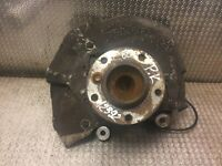BMW E60 WHEEL HUB KNUCKLE & BEARING FRONT LEFT N/S/F OEM BMW 5 Series E60 E61