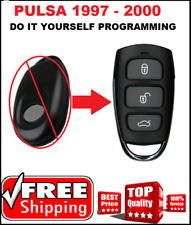 NISSAN PULSAR N15 REMOTE KEYLESS KEY FOB 1997 1998 1999 2000 (w/o metal edges)