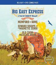 Movie-Big Easy Express (feat. Mumford & Sons ecc.) Blu-Ray + DVD NUOVO