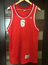 CHAMPION BASKETBALL JERSEY RARE VINTAGE NBA