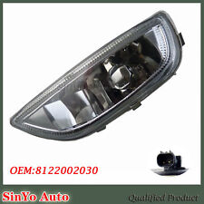Clear Lens Fog Light For 01-02 Toyota Corolla LH Driver side w/ Bulb 8122002030