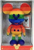 Disney Mickey Mouse Year of The Mouse Plush June Pride Amazon Exclusive in hand