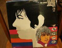 Best Of Eric Burdon &The Animals Vol. II Orig Mono 1967 LP Cover VG Vinyl VG+