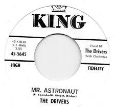 DRIVERS    MR. ASTRONAUT  /  DRY BONES TWIST  KING  RI/Re-Pro   R&B/MOD/NORTHERN
