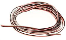 10m Servo Wire Cable 26awg Futaba JR 3-Pin