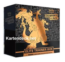 Pokemon Weg des Champs Top Trainer Box VORVERKAUF in deutsch NEU