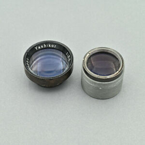 Yashica YASHIKOR Viewing Lens Set Inner & Outer