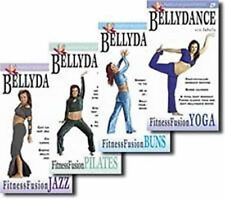 BellyDance Fitness Fusion for Beginners with Suhaila - Box Set (4 DVDs)