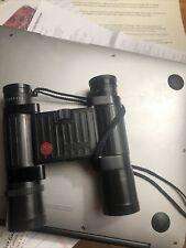 Leitz Trinovid binoculars 10x25 In Good Used Condition
