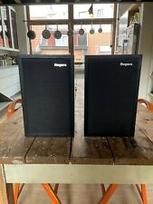 Rogers LS3/5A matching pair 11Ohm perfect condition vintage