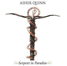 Asher Quinn (Asha) - Serpent in Paradise - CD