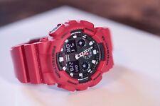 Casio GA-100B-4 Wrist Watch