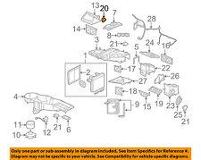 GM OEM-Door Actuator 89018678