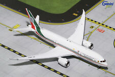 GEMINI JETS MEXICAN AIR FORCE BOEING 787-8 1:400 DIE-CAST XC-MEX GJMAF1629