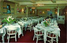PC USA Raymond' Le Gai Pinguin, French Restaurant, New York (a692)