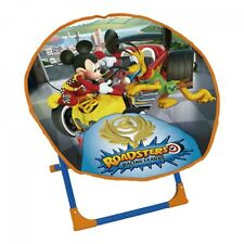 Arditex Wd11620 - silla Moon Diseño Mickey Mouse Roadster Racers