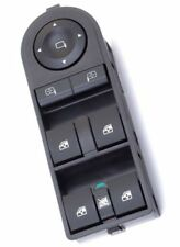 OPEL ZAFIRA B / ASTRA III H NUEVO Interruptor con botón de ventana 13228877 !