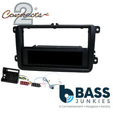 CT24VW14 Car Stereo Fitting Facia VW Double din frame with bezel