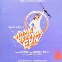Suzi Quatro - Annie Get Your Gun [CD]
