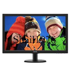 """Philips 27"""" Inch LCD Monitor w SmartControl Lite Model No. 273V5LHAB/75 ."""