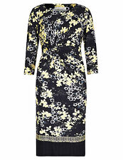 Per Una Stretch, Bodycon Casual Floral Dresses for Women