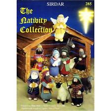 Sirdar The Nativity Collection Knitting Pattern Booklet 285