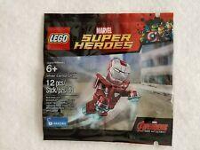 5002946 Lego Marvel Avengers SILVER CENTURION Iron Man Minifigure polybag set