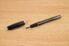 Parker Sonnet Black Rollerball Pen - New Display Model MSRP $99