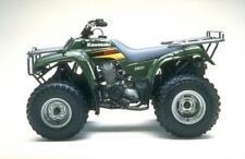 KAWASAKI KLF220 BAYOU  ATV SERVICE , Owner's & Parts Manual CD