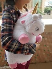 PELUCHE 45Cm CATTIVISSIMO ME UNICORNO DI AGNES Unicorn 2 Plush Despicable Fluffy