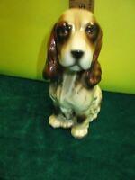 Vintage Cocker Spaniel Ceramic Figure Dog UCGC Figurine ~ Made in Japan