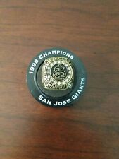 (New) San Jose Giants 1998 Champions Replica Ring
