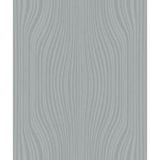 NEW DEBONA SAPHIRE GLITTER STRIPED PATTERN TEXTURED DESIGNER WALLPAPER GREY 2450