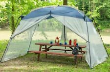 Canopy Pop Up Tent Screen House Sun Shade Mesh Side Wall Camp Camping 13x9 Ft