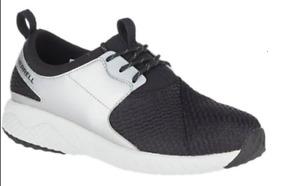 Merrell 1SIX8 Lace AC+ Black Fashion Sneaker Women's sizes 6-10/NEW!!!