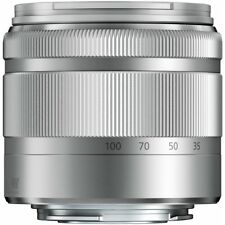 Panasonic G Vario 35-100 mm /4-5,6Asph. OIS Objektiv gebraucht neuwertig silber