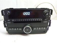 07 08 09 Suzuki Grand Vitara XL7 Radio Cd Player & Aux Port 25854785 HN15