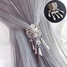 Women's Flower Hair Clips Pins Slide Ponytail Hair Claw Party Barrette