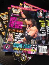 WWF WWE Magazine JUNE 1994 - Bret Hart Cover