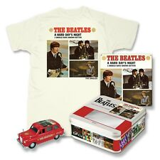 The Beatles A Hard Day's Night Limited Edition Collectable Taxi Tin (NEW)