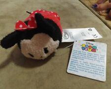 "Minnie Mouse Disney Mini Tsum Tsum Plush 3.5"""
