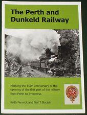 PERTH DUNKELD RAILWAY Highlands Steam Rail Route Line Scotland Scottish Trains