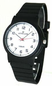 Klasse ATRIUM Kinderuhr- Jugend Armbanduhr 10 BAR NEU! Ref.-Nr. A19-90