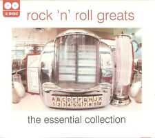 ROCK N ROLL GREATS - 2 CD BOX SET THE ESSENTIAL COLLECTION